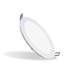 Панель светодиодная встраиваемая MaxLight LPR 20W 4000K, алюминий, белый