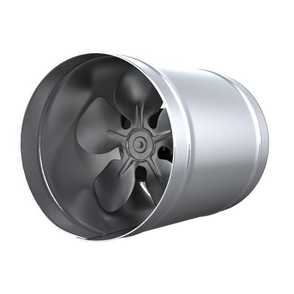 вентилятор осевой канальный (россия) , cv-150