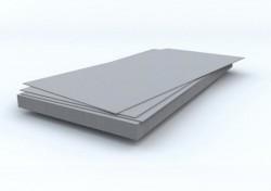Шифер плоский 1500*1000*10мм непрессованный