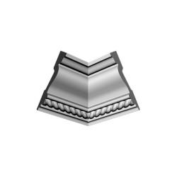 Плинтус потолочный Glanzepol GP-67 2,0м