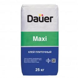 Клей плиточный толстослойный Dauer MAXI 25кг