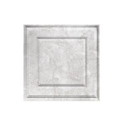 Панель облицовочная 3D ПАЛЕРМО СИВА 595х595х10 серый мрамор