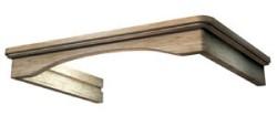 комплект багетов для Adelia 600 CPB/G1/0 (неокраш.) в упаковке