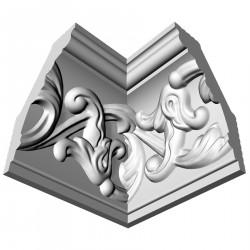 Угловой элемент Glanzepol GP-34 /4шт/