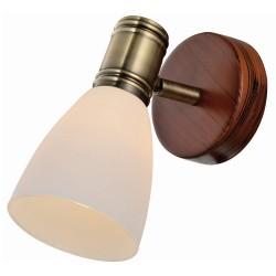 Спот SHARYL TL3720Y-01BB Toplight, античная бронза, коричневый, E14, 1*40W