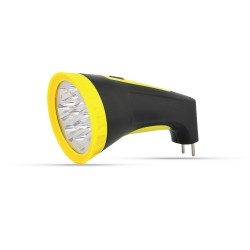 Фонарь Ultraflash LED3815M черный/желтый