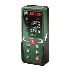 Дальномер Bosch PLR 25 лазерный 0,05-25м, точность 2мм, 0,9кг, 603672521