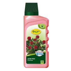 Удобрение для комнатных растений Цветочное счастье Розы 285мл