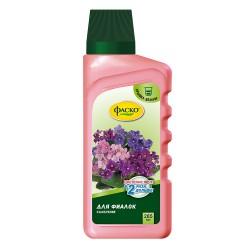 Удобрение для комнатных растений Цветочное счастье Фиалка 285мл