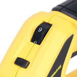 Лобзик Kolner KJS 750V 750Вт 0-3000 ход/мин, маятн.4х, 70мм-дер, 8мм-мет, подсв.,2 пилки + упор в ко