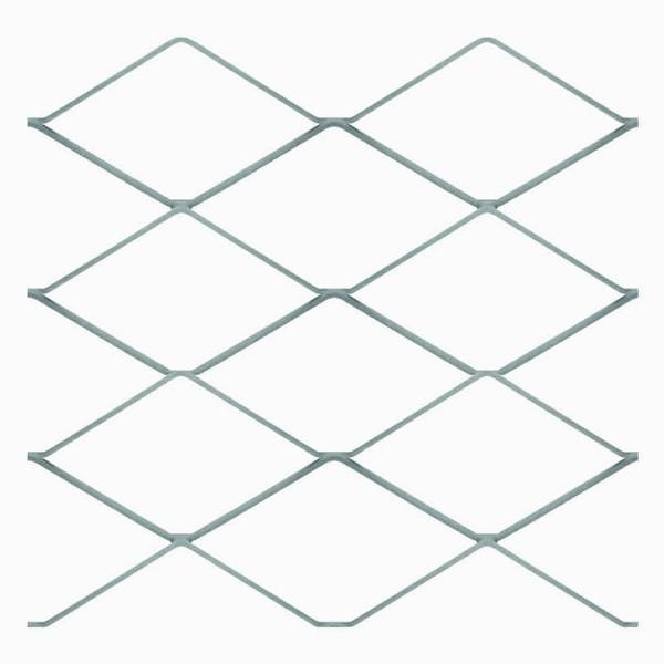 сеткакладочнаяоцинкованнаяв картах streckr,ячейка15х15мм, размер сетки0,5х2м (1м2)