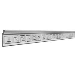 Плинтус потолочный Glanzepol GP-58 2,0м