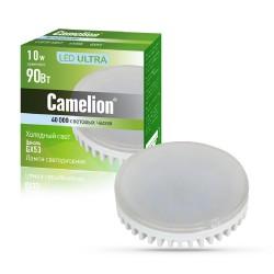 Лампа светодиодная Camelion GX53 LED10-GX53/845 10Вт