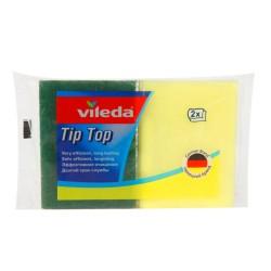 Губки для посуды ВИЛЕДА классическая Тип-Топ 2шт