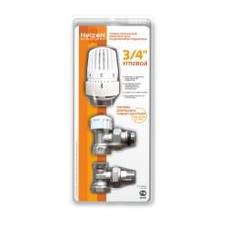 Комплект для подключения радиатора угловой Ду20 Heizen