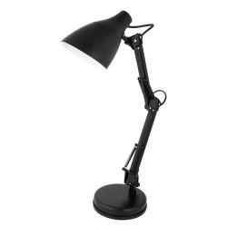 Светильник настольный KD-331 C02 черный 40W, E27