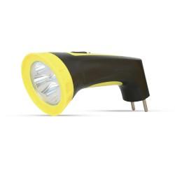 Фонарь Ultraflash LED3804M черный/желтый