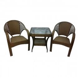 Набор мебели Орлеан /Стол, 2 кресла/