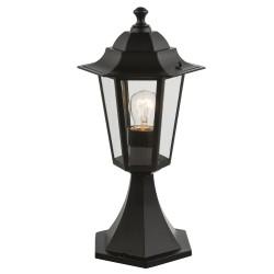 Светильник уличный ADAMO 31882 Globo, цвет черный, E27, 1x60W