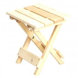 Табурет раскладной деревянный