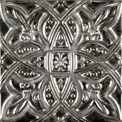 Вставка метал. ZODIAC 5.0х5.0 Nickel