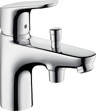 Смеситель для ванны Hansgrohe Focus E2 Monotrou 31930000