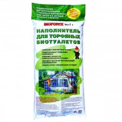Наполнитель для торфяных туалетов BIOFORCE Torf 30л