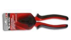 Плоскогубцы 180мм черн. никелир. с двухкомпонетной ручкой Matrix 16980