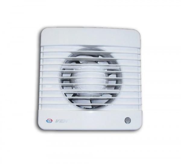 Фото - вентилятор вытяжной осевой накладной 100мм вентс 100мв белый, с тяговым выкл., vents вентилятор вытяжной осевой накладной 100мм euro 4s 02 белый с моск сеткой и тяговым выключ эра