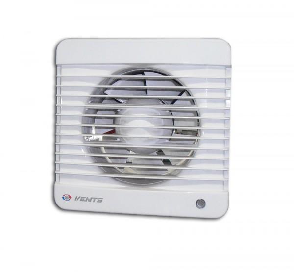 Фото - вентилятор вытяжной осевой накладной 125мм вентс 125мв белый, с тяговым выкл., vents вентилятор вытяжной осевой накладной 100мм euro 4s 02 белый с моск сеткой и тяговым выключ эра