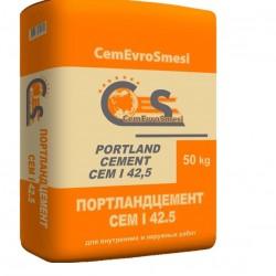 Цемент М500 Д0 CemEvroSmesi 50кг