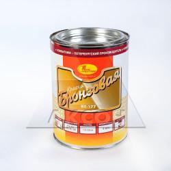 Краска БТ-177 0.5л бронзовая