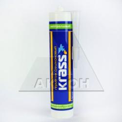 Герметик KRASS нейтральный 300мл белый