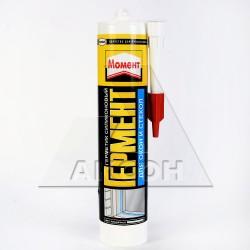Герметик силиконовый HENKEL Гермент для окон и стекол прозрачный 280мл 147997