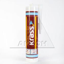 Клей KRASS монтажный для зеркал 300мл бежевый