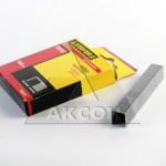Скобы для степлера 12мм тип 53 закаленные 1000шт STAYER 3160-12