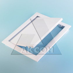 Дверца Д 150*200 (ш167*в217мм) пластиковая