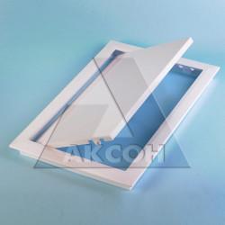 Дверца Д 200*250 (ш217*в267мм) пластиковая