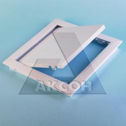 Дверца Д 150*150 (ш167*в167мм) пластиковая