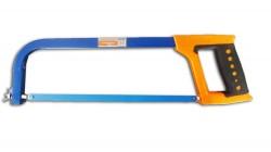 Ножовка по металлу 300мм с пластмассовой ручкой Santool 030305