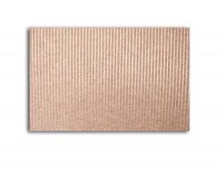 Дорожка влаговпитывающая VORTEX 0,9м ребристая, коричневый