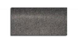 Дорожка влаговпитывающая VORTEX 1,2м ребристая, серый