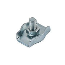 Зажим для троса Simplex 4 мм (1 шт) - пакет Tech-Krep