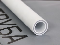 Труба PPRC PN25 армированная стекловолокном SDR 6 25*4,2мм 2м