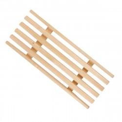 Решетка на ванну деревянная 70*26см