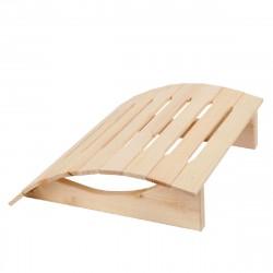 Подголовник  деревянный