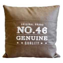 Подушка 0,4*0,4 с печатью (Kansas 306+печать №46)