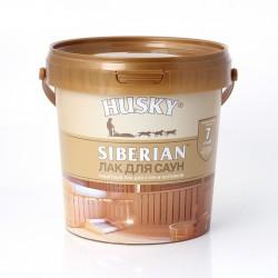Лак для саун HUSKY SIBERIAN 0,9л