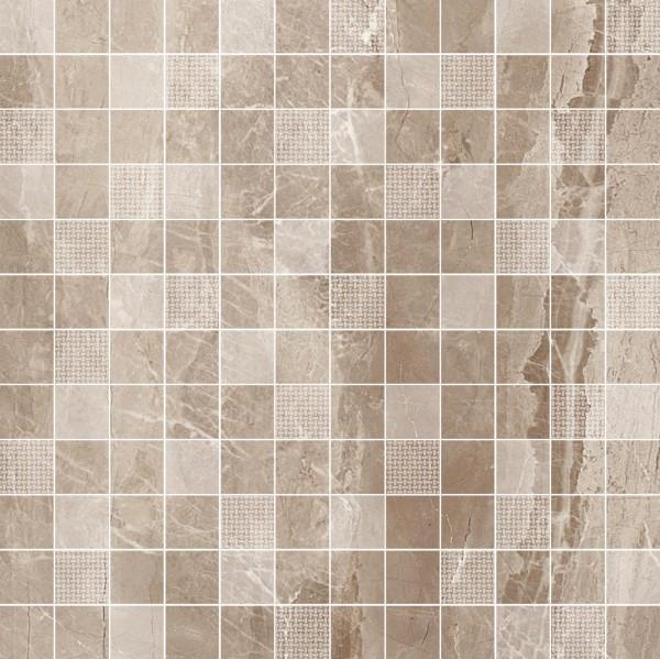 мозаика malla bernyce taupe 30х30