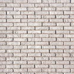 Камень интерьерный Йорк брик А335-00 белый /0,96м.кв./